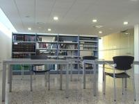 Institut d'Assistència Sanitària. Parc Hospitalari Martí i Julià (Hospital de Santa Caterina) Biblioteca de l'IAS